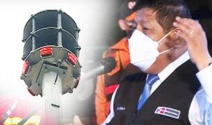 Lince: Se puso en funcionamiento la primera sirena del sistema de alerta sísmica
