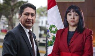 Vladimir Cerrón: Perú Libre no dará voto de confianza y anuncia recomposición de bancada