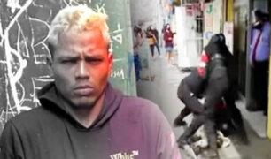 EXCLUSIVO | Así fue la captura de un peligroso proxeneta extranjero en SMP