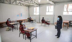 Ministro de Salud: retorno a clases escolares generales este año no es prudente