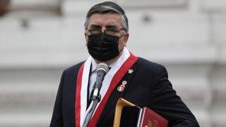 Congresista Paredes: se formará una nueva agrupación si no podemos seguir en Perú Libre