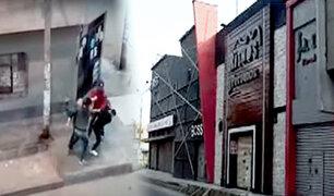 SJL: denuncian peleas entre peruanos y extranjeros en Mariscal Cáceres