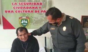 VES: hombre en estado de abandono vive hace casi dos meses en dependencia policial