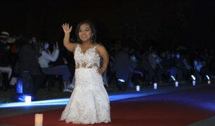 """Conadis organizó  """"desfile de modas inclusivo"""" por el Día de la Persona con Discapacidad"""