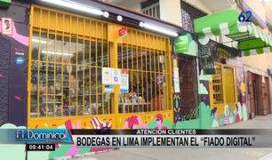"""¡Atención clientes! Bodegas en Lima implementan el """"fiado digital"""""""