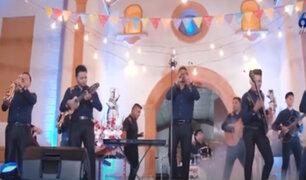 """""""Raíces de Jauja"""", la orquesta tunantera del Perú celebra su 20 aniversario"""
