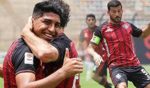 ¡Goleada! FBC Melgar derrota por 6-0 a la San Martín