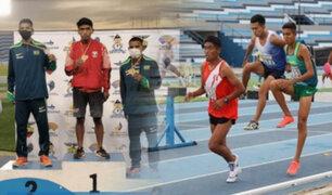 Orgullo Peruano: Julio Palomino se coronó campeón en Sudamericano U23 de atletismo