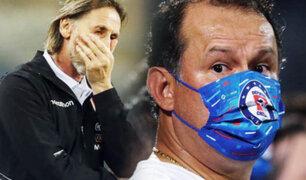 Juan Reynoso se pronuncia sobre dirigir a la selección peruana
