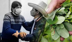 ¡Exclusivo! El pacto por la hoja de coca: Barranzuela y Castillo dijeron no a la erradicación