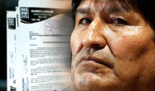 ¡Exclusivo! Operadores políticos de Evo Morales en acción desde Cusco