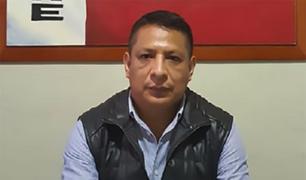Inminente pedido de salida del país para Richard Rojas