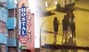 Denuncian aumento de prostitución y hostales en el Agustino