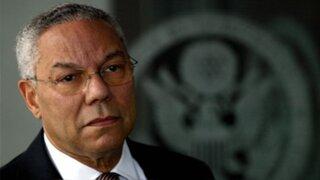 Colin Powell: exsecretario de Estado de EEUU falleció a los 84 años