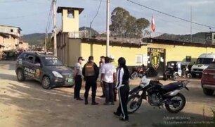 Cajamarca: solo uno de nueve reos que fugaron de penal ha sido recapturado