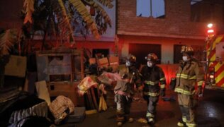 SJL: niña con habilidades especiales salvó a dos de sus tres hermanos de un incendio