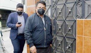 Richard Rojas: Poder Judicial programó para este martes audiencia de impedimento de salida del país