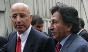 Caso Odebrecht: ordenan prisión preventiva contra exjefe de seguridad de Alejandro Toledo