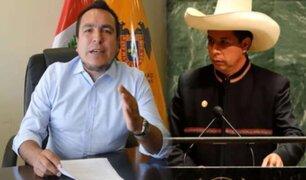 Comas: alcalde propone a Castillo el uso de armas no letales para serenos