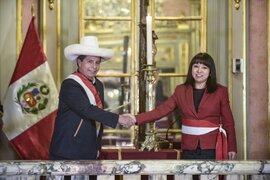 """Castillo: """"Confío en responsabilidad y cordura de las bancadas para implementar la Política General de Gobierno"""""""