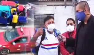 Aparecen más denuncias contra fiscalizadores de Comas