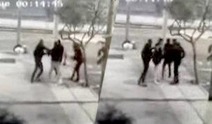 Miraflores: raqueteros atacan a pareja para robarles en av. Paseo de la República