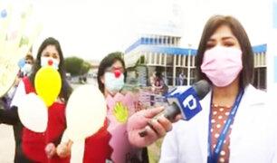Hospital Sabogal del Callao ha pasado lo peor de la pandemia