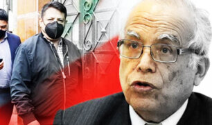 """Aníbal Torres: """"Richard Rojas no ha sido nombrado embajador, no hay ninguna resolución"""""""