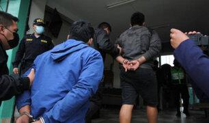 Huancayo: madre entrega a su hijo a la policía tras enterarse que participó en asalto