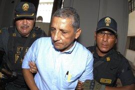 Antauro Humala fua trasladado hacia el penal de Ancón II por motivos de seguridad