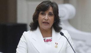 Fiscalía incluye  a ministra Dina Boluarte en investigación por presunto lavado de activos