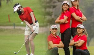 Orgullo Peruano: Selección peruana de Golf logró el oro en Sudamericano Juvenil