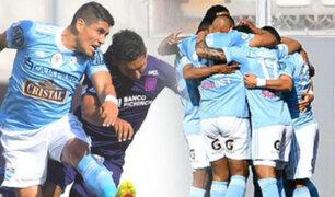 Sporting Cristal vence 3-1 a Alianza Lima