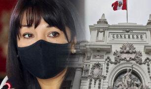 Choque de poderes: Mirtha Vásquez pedirá voto de confianza este lunes 25 de octubre