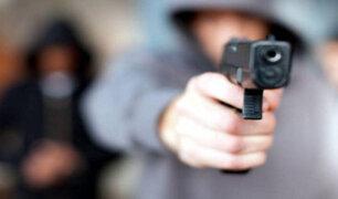 El Agustino: sicarios abrieron fuego contra una vivienda y un menor resultó herido