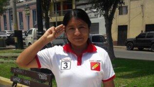 Congreso: Nieves Limachi reemplazará al fallecido legislador de Perú Libre, Fernando Herrera