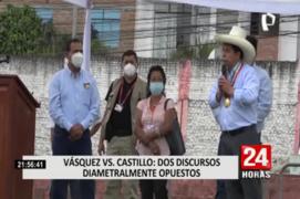 ¿Castillo boicotea a su propia premier? En pleno pedido de voto de confianza habla de estatizar Camisea