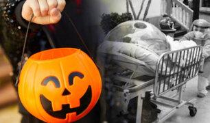 INSN pide no exponer a niños a contagios de COVID-19 en fiestas de Halloween