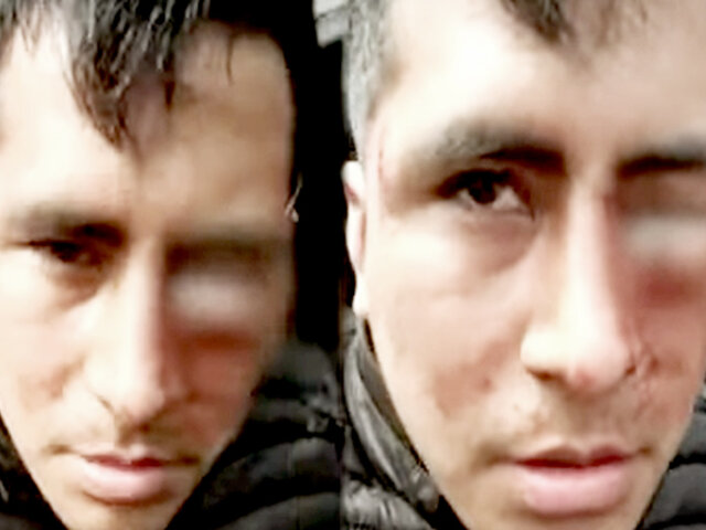 SMP: víctima casi revienta ojo a ladrón por arrancharle el celular