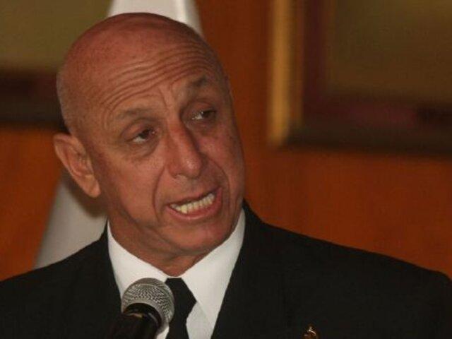 Congresista José Cueto señala que negará Voto de Confianza a Gabinete Vásquez