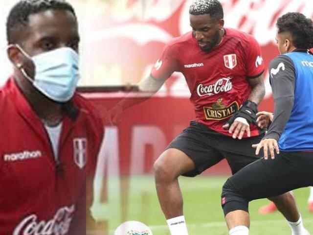 Jefferson Farfán quiere ser titular ante Chile