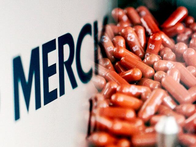 EMA iniciará evaluación de pastilla anticovid de Merck