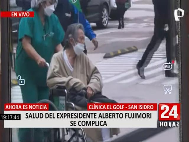 """Keiko Fujimori sobre posibilidad de trasladar de penal a Alberto Fujimori: """"Sería un atentado contra su vida"""""""