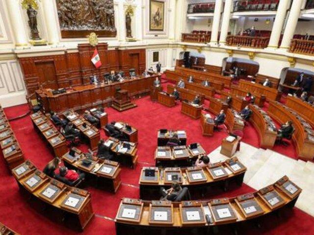 Congreso aprueba por insistencia ley que regula cuestión de confianza