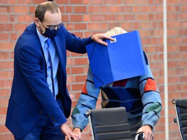 Alemania: exguardia de campo de concentración nazi inicia su juicio a los 100 años