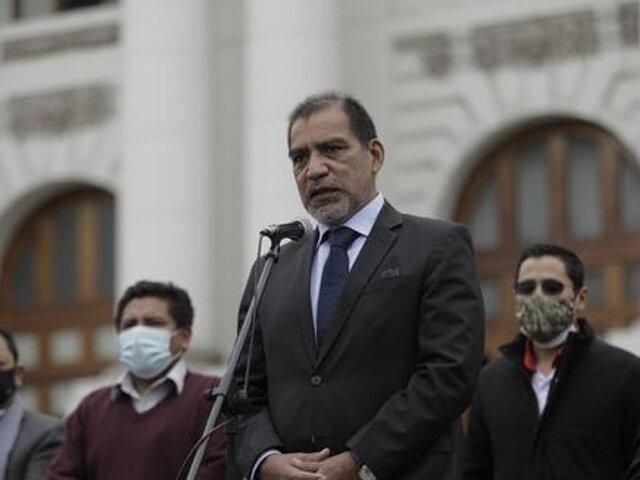 Ministro Barrenzuela defendió a los hermanos Aybar Cancho y otros traficantes de armas