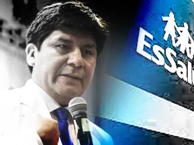 """Presidente de EsSalud descarta renunciar: """"tengo el respaldo de los asegurados"""""""