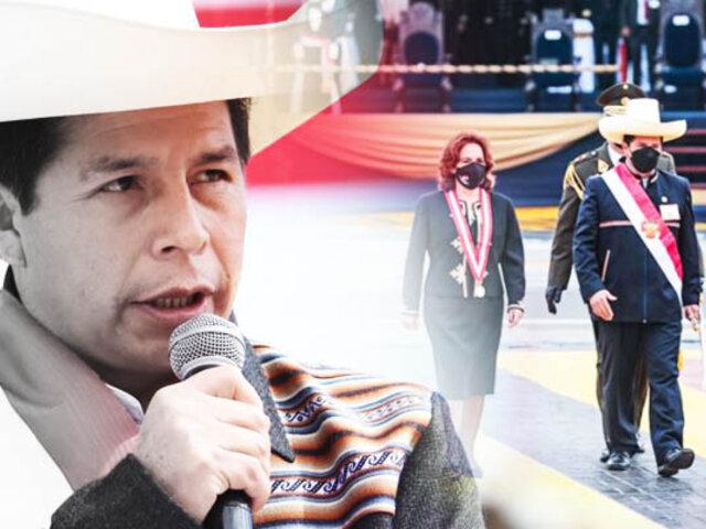 Presidente Castillo: Gobierno está abocado a construir un país más justo y equitativo