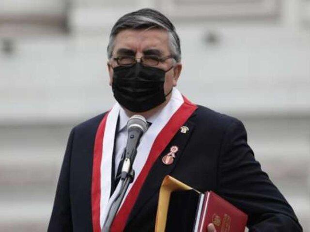 """Congresista de Perú Libre sobre nuevo Gabinete: """"No se nos remitió los currículums vitae de los ministros"""""""