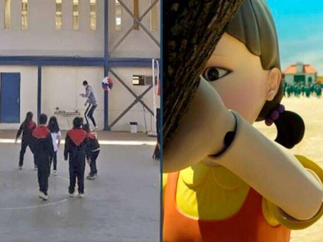 """Bélgica: colegio reporta alerta por """"El Juego del Calamar"""" entre estudiantes"""